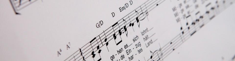 hochzeit predigt musik